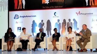 2013 Celebrating Diversity Conference, Panel Discusion 2