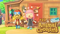 Jour 6 Île de Joe Personnaliser meuble Attraper guêpe 2e résident Animal Crossing New Horizons #10