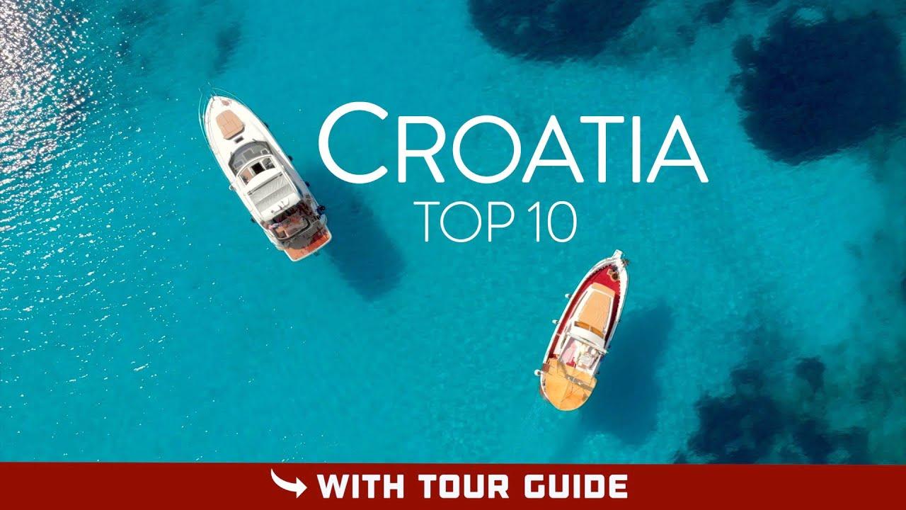 Top 10 Places To Visit In Croatia | Croatia Travel 2021