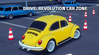 Drive: Revolution Car Zone - Android Gameplay (By StrongUnion Games)