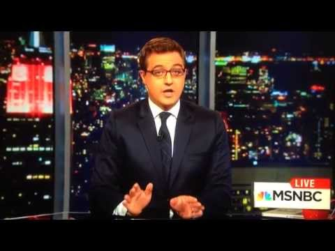 Chris Hayes Discusses Presidential Candidate Deez Nuts