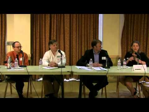 Energy Frontiers 2014- Panel 1: Distributed vs Utility Scale Renewable Energy