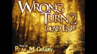 Wrong Turn 2 Soundtrack - 05. Nina's Theme