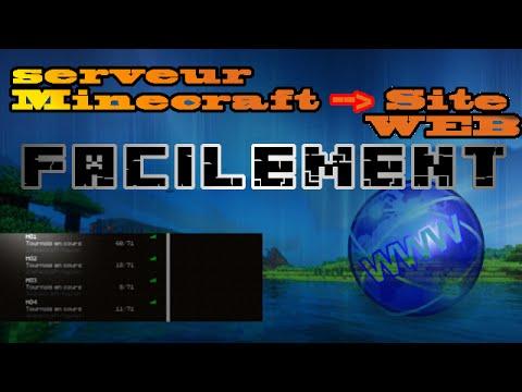 Wistaro - Liaison Serveur Minecraft ► Site Web SIMPLEMENT