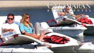 San Diego Activities - Funcats at Catamaran Resort