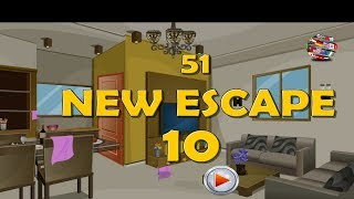 Can you escape this 101 room walkthrough level 10