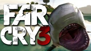far cry 3 funny moments maneater shark highest point reset outposts