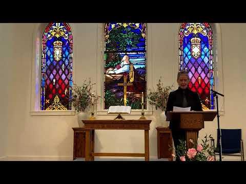 April 18th 2021 - Church Service