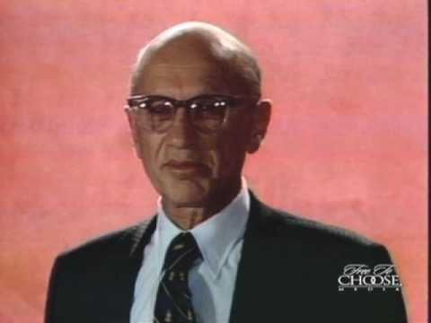 Milton Friedman on Public Education