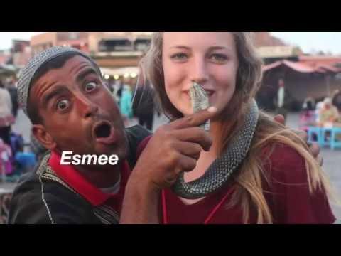 رحلة مذهلة لسياح أجانب في جنة إسمها المغرب/Morocco Travel