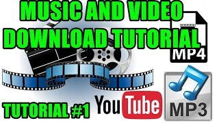 HOW TO DOWNLOAD VIDEOS FROM YouTube TO MP3,MP4 480P, 780P, 1080P FORMAT (QUICK AND EASY)