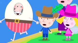 Ben and Holly s Little Kingdom Wise Old Elf Becomes an Egg 1Hour HD Cartoons for Kids