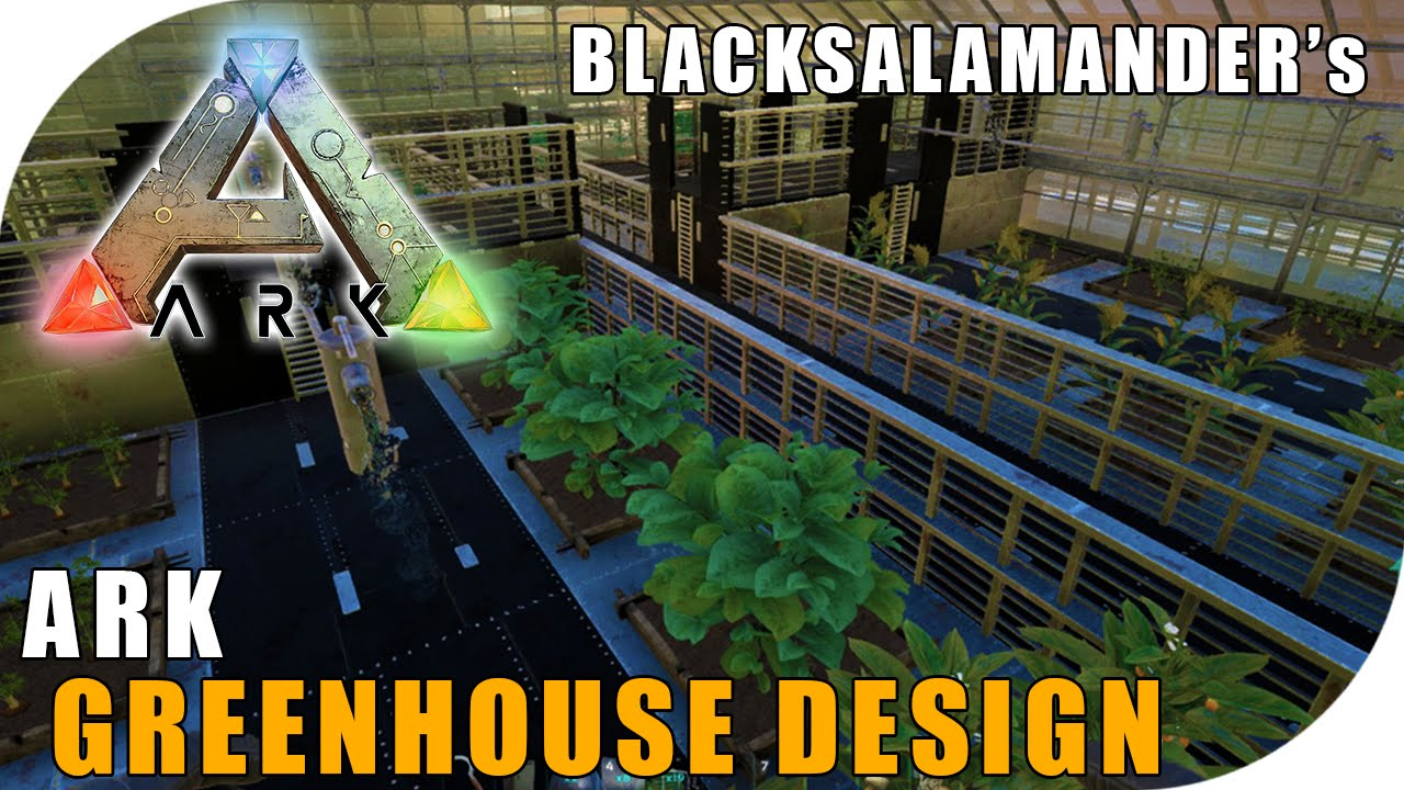 Ase ark survival evolved greenhouse tutorial guide cool ase ark survival evolved greenhouse tutorial guide cool build youtube malvernweather Choice Image