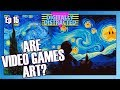 Are Video Games Art? | Digitally Distracted Ep 15