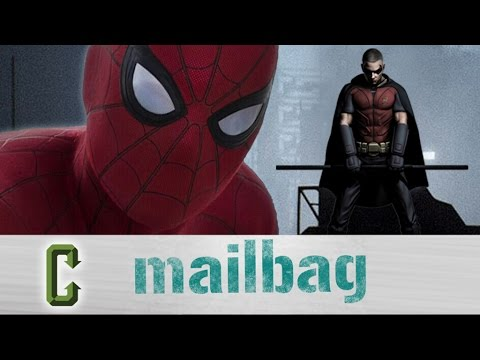 Is Robin Appearance Possible Thanks To Spider-Man? - Collider Mail Bag