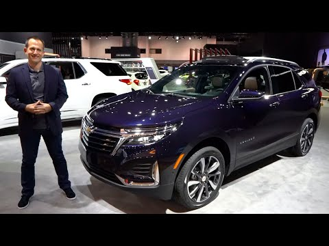 Is The Updated 2021 Chevrolet Equinox A GOOD Compact SUV To BUY?