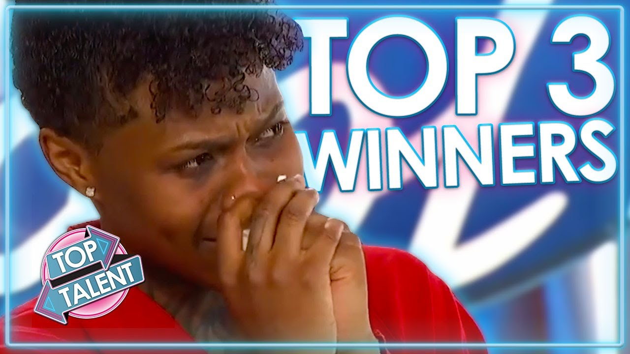 TOP 3 WINNER Auditions And Performances On Idol 2020   Top Talent