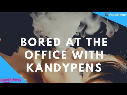 How to Use a KandyPens RUBI at Work { Ep. 1 by VaporNation }