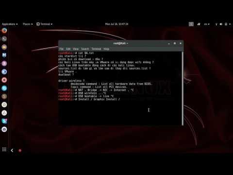Giải đáp thắc mắc về Kali Linux