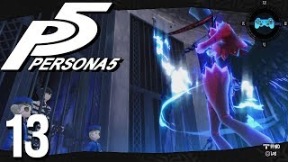Fusion HA! - Persona 5 Episode #13 [Blind Let's Play, Playthrough]