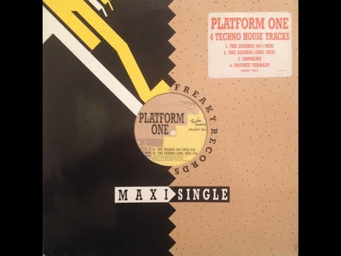 Platform One  - The Desires (99,5 Mix)