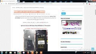 Iphone Clone XR Flash File MT6580 8 1 Firmware