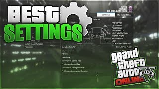 GTA 5 Online: PS4 Best Settings!