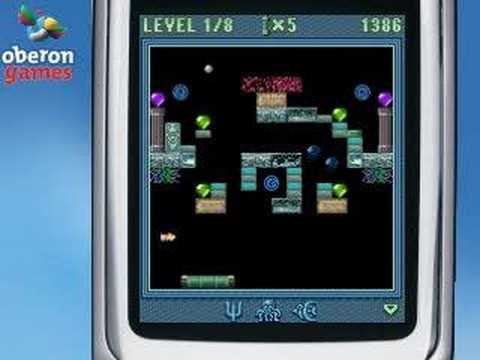 Bricks Of Atlantis Mobile / Oberon Games