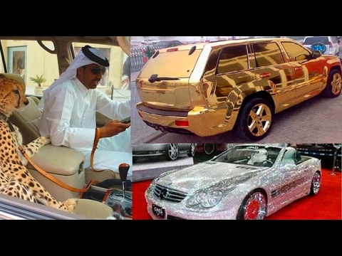 Life Of Richest People In Dubai : Best Documentary