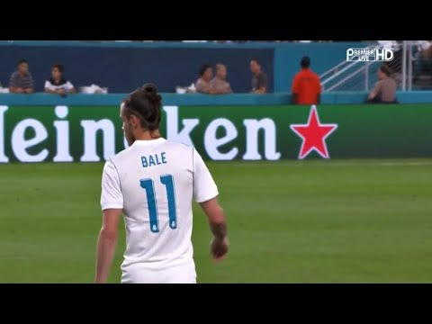 Gareth Bale vs Barcelona HD 720p (29/07/2017) by V10 Comps