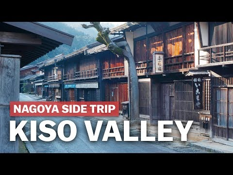 Nagoya Side Trip to the Kiso Valley | japan-guide.com