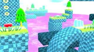 SONIC BG EARLY GAMEPLAY