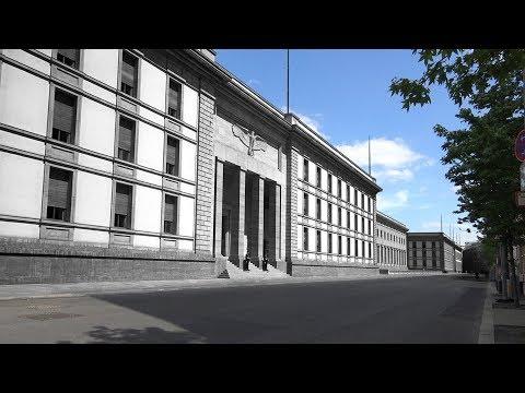 Berlin Now & Then - Episode 8: Reich Offices | Reichs Chancellery