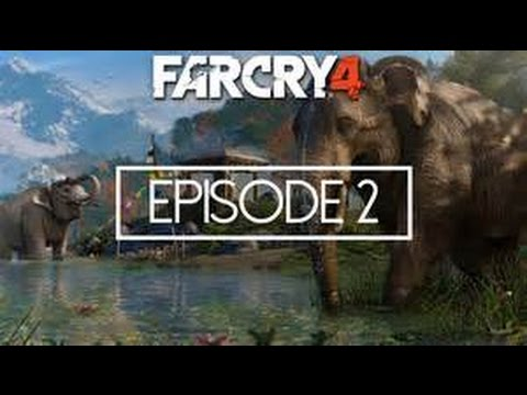 farcry 4 ep 2/the wolves den