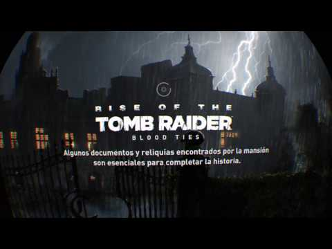 PSVR Rise of the Tomb Raider misión VR Lazos de Sangre pt.1