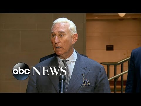 Trump friend Roger Stone indicted by special counsel