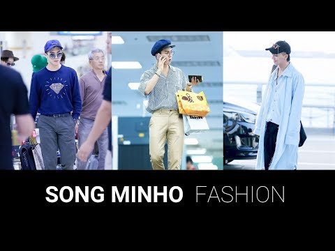 Song Mino (Winner) - Fashion Style Compilations