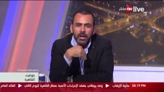 يوسف الحسيني: مفتي «داعش» يدعو عناصره للهجرة إلي مصر وفلسطين