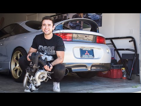mitsubishi-eclipse-gsx-gets-new-exhaust-setup!-🔥