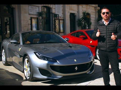 En EXCLUSIVA:  Ferrari PORTOFINO