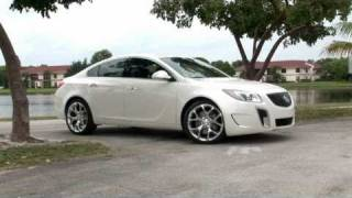 All new Buick Regal GS 2011 Exterior