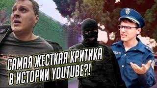 СОБОЛЕВ ПРОТИВ ЛИЗЗКИ / ЛАРИН В КЛИПЕ ЛСП
