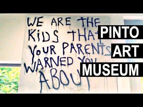 VLOG: Pinto Art Museum