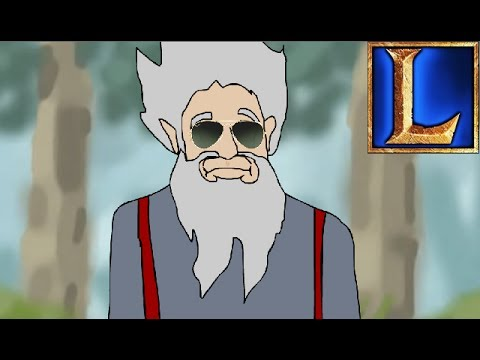 Can't Killean the Zilean (League of Legends Animation)