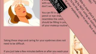 Brows 101: Everything You Need to Know Thumbnail