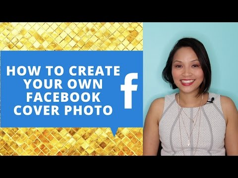 How To Create A Facebook Cover Photo - Canva Tutorial