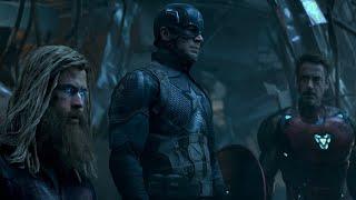 Avengers: Endgame (2019) - ''The Big Three'' | Movie Clip HD