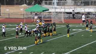 "Castro Valley Gladiators ""Lamont Prince III"