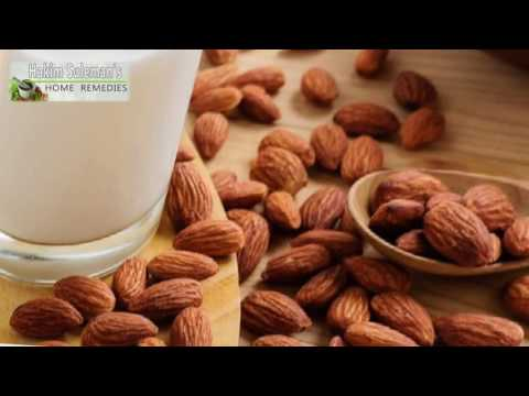 Health Benefits of Almonds – Hakim Suleman Khan (सवास्थ के लिए बादाम के फायेदे)