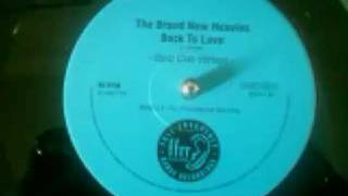 brand new heavies - back to love [opaz club version]